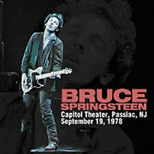 Bruce Springsteen Capitol Theater Passiac  September 19 1978 3 CD Set