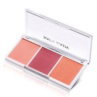 Women's Highlighter Contour Blusher Palette Face Powder Bronzer Cosmetics Candy