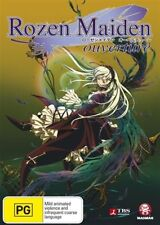 Rozen Maiden Ouvertre (DVD, 2012)--free postage