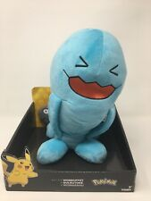 "10"" Wobbuffet Pokemon # 202 Large Plush Dolls Toys Authentic Official TOMY NEW"