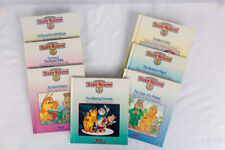 Teddy Ruxpin Books (Books only) Lot of 7