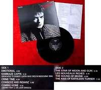 LP Falco: Emotional (Teldec 626380 AS) D 1986