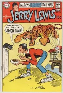 Adventures of Jerry Lewis #118 June 1970 VF