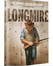 Longmire Season 6 DVD2017 3-Disc Set) Brand New Sealed
