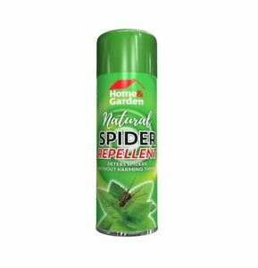 New Natural Spider Spray Repellent Home And Garden Spray 250ml doesn't harm