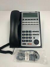 New Listingnec Sl1100 Phone Ip4ww 12txh Tel Bkblack Charcoal Tested Warranty No Faceplate