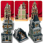 LEGO Modular Haunted House PDF instructions only alternate custom 10228 10230 A