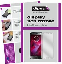 2x Lenovo Moto Z2 Force Screen Protector Protection Crystal Clear dipos