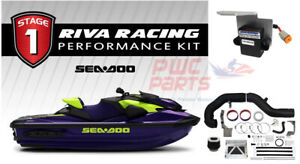 Seadoo 2021-2022 Rxp-X 300 Riva Stage 1 Kit Puissance À Scom RS13121 RS11090-SC
