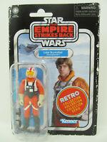Luke Skywalker Snowspeeder Outfit Retro Collection Vintage-Style Action Figure