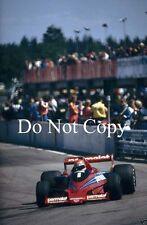 Niki Lauda Parmalat Brabham BT46 F1 Season 1978 Photograph 1