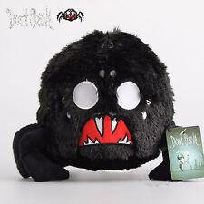 Don't Starve Balck Shadow Spider Plush Toy Soft Stuffed Animal Doll 10'' Figure