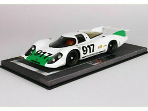 BBR: Porsche 917/69 LH Genfer Autosalon 1969 in 1:18