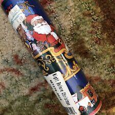 night before christmas wallpaper border Santa peelstick 1 Roll