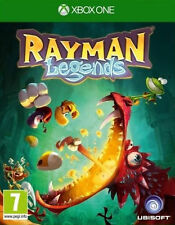 Rayman Legends (XBOX ONE) -  NEW - Same Day Dispatch via Super Fast Delivery