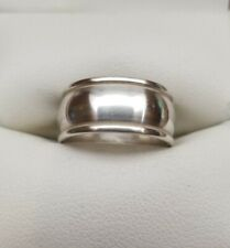 James Avery Womans Wedding Band Sterling Silver Size 5