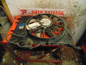 05 02 03 01 04 volvo v70 v70xc S60 S80 oem 2.4 2.3 radiator cooling fan assembly