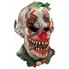 Fonzo the Clown Costume Mask Adult Halloween