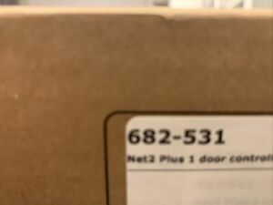 Paxton 682-531 Net 2 Plus 1 Door Controller In 12v Plastic PSU Brand New Sealed