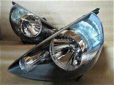 Honda Fit Jazz GD1 GD2 GD3 GD Halogen Headlights Lights  Set OEM Kouki Type EMS