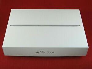 """*MINT IN BOX!* APPLE MACBOOK 12"""" RETINA DISPLAY 512GB SSD 8GB RAM 1.2GHz INTEL M"""