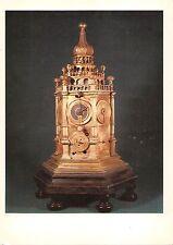 BR71183 zegar wiezyczkowy  postcard art poland