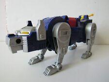 Vintage Plastic Voltron Blue Lion Action Figure 1998