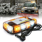 Xprite Whiteamber Mix 36 Led Strobe Beacon Light Rooftop Car Emergency Warning