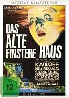Boris Karloff DAS ALTE FINSTERE HAUS James Whale THE OLD DARK HOUSE DVD Neu
