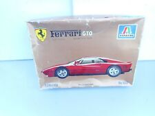 Ferrari  GTO 1:24 Italeri 652 Model Car Kit Rare Unbilt Compleet