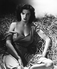 JANE RUSSELL 8x10 PICTURE SUPER SEXY THE OUTLAW PHOTO
