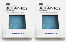 2 X #70 ANGELICA BOOTS BOTANICS EYE COLOUR MONO REFILL PAN - NEW/SEALED/BOXED
