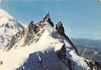BR14540 Teleferique de l aiguille du Midi Chamonix Mont Blanc  france