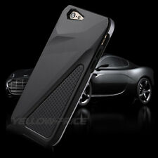 iPhone 6 Case Heavy Duty Shock Proof 3 Layers Sports Car Armour Case Black