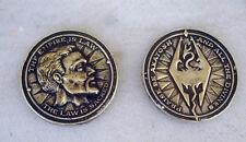 The Elder Scrolls IV: Oblivion Imperial Septim Coin MINT RARE