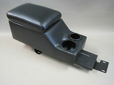 Dodge Charger Police Deluxe Black Center Console Kit with EQ2 Plate 2008 - 2018
