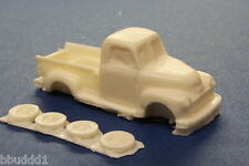 HO SCALE TRUCK-1948 CHEVY PICK UP RESIN KIT