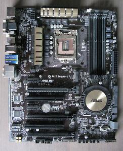 ASUS Z97-A Intel Socket 1150 Motherboard + I/O Shield, Manual, SATA cables
