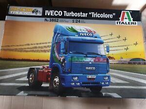 1/24 italeri truck model kits 3862