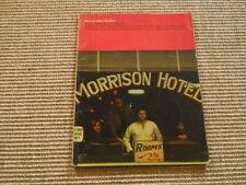 MORRISON HOTEL THE DOORS WORDS MUSIC & GUITAR CHORDS