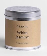 "St Eval ""White Jasmine "" Scented Candle in a Tin"