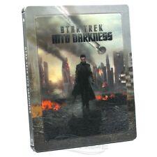 Star Trek Into Darkness (3D) [Steelbook] [Blu-ray] NEU / sealed