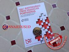2 Euro CC Coincard BU Portugal 2015 - Croix Rouge Portugaise