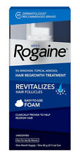 Rogaine Men's Hair Regrowth Treatment, Unscented - 2.11 oz. Exp. 2019