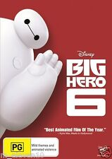 Big Hero 6 : NEW DVD