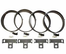 Tpms Sensor Mounting Band Kit Custom Wheels Clearance Issues