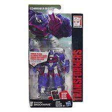 Transformers Generations Combiner Wars Shockwave Legends Class  NEW