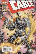 CABLE  #90 2001 -HEARTS OF DARKNESS- X-MEN- WEINBERS/ RYAN...FN+