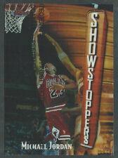 1997-'98 Topps Finest Basketball MICHAEL JORDAN Showstoppers #271 S11