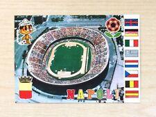 CARTOLINA - CAMPIONATO DI CALCIO EUROPA '80 - NAPOLI 1980 - NUOVA N°33223  NEW